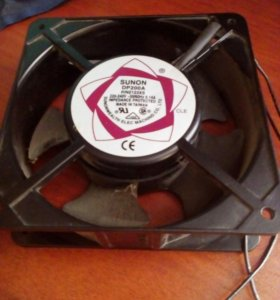Вентилятор sunon dp 200 a