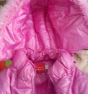 Куртка на 6-7 лет