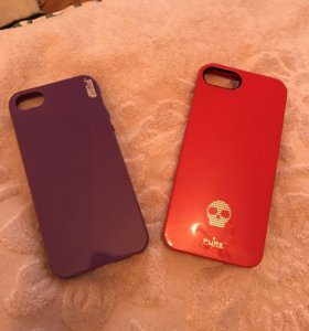 Чехлы iPhone 5 б/у