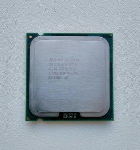 Процессор Intel Dual Core E5800