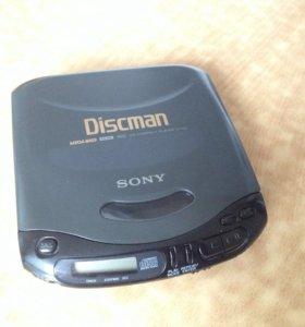 CD-Player Sony
