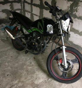 Мотоцикл Zontes