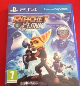 Игра для PS4 Ratcet &clank