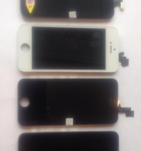 Дисплеи на iPhone 4-4s,5-5c-5s.