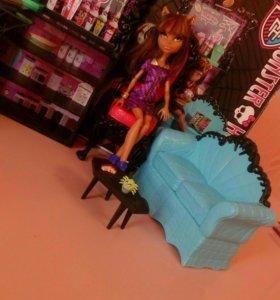 "Coffin Bean||Кафе ""Monster High""."
