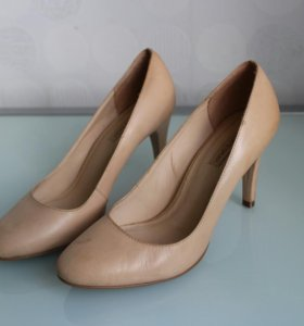 туфли кожаные как новые