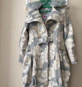 Детское пальто ORBY
