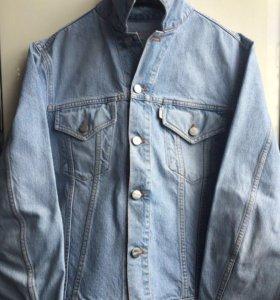 Джинсовая куртка мужская Icejeans