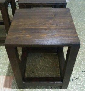 Табуретка, тумба, мини столик
