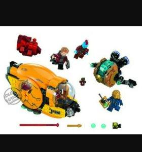 Конструктор Lego Super Heroes 76080