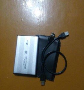 Внешний HDD 500Гб