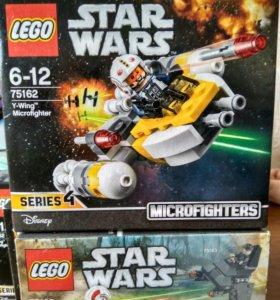 Конструктор Лего Star Wars 75162