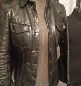 Куртка . Натуральная кожа