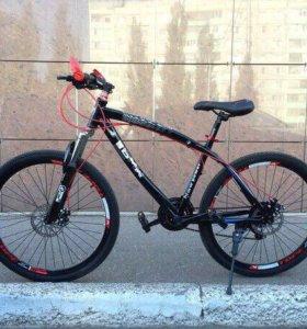 Велосипед БМВ спицы