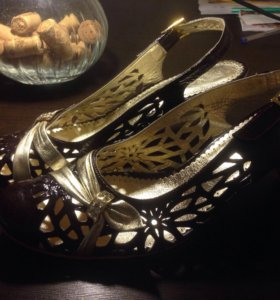 Туфли 👠 летние