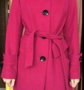 Драповое пальто!