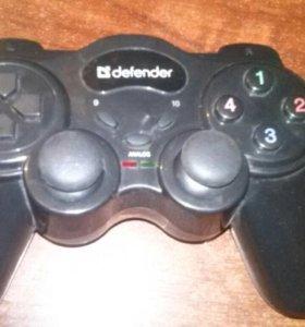Продам геймпад Defender.