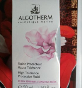 Algotherm крем/флюид успокаивающий защитный