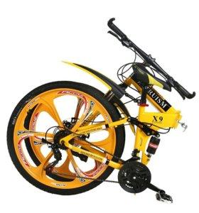 Новый велосипед Altruism X9 литые диски!!