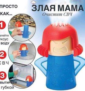 Очиститель микроволновки Злая Мама