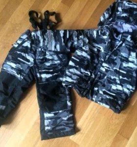 Комплект куртка и брюки