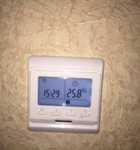 Терморегулятор E51 для тёплого пола