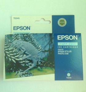 Картридж Epson T0345