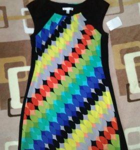 Новое платье с биркой.