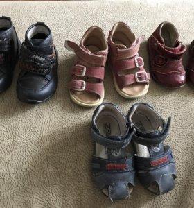 Обувь 20-21 размер р