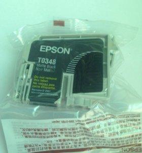 Картридж Epson T0348