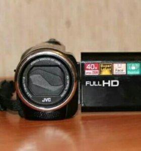 Видеокамера JVC -GZ15BE