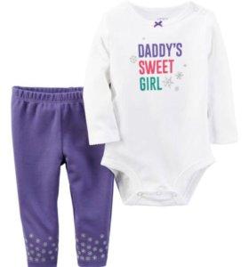 Carters детская одежда
