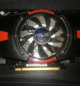 Видеокарта Asus Radeon HD 7700