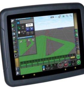 GPS Курсоуказатель TopCon X25 + автопилот AES 35