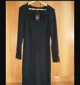 Шикарное платье р. 50-52