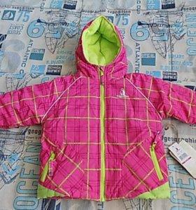 Новая демисезонная куртка