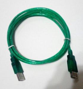 USB удлинитель 1,8 м
