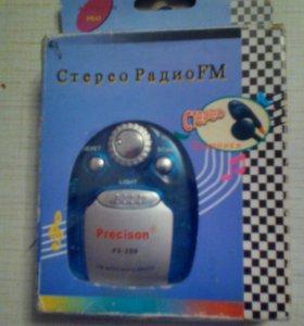 Радио+фонарик