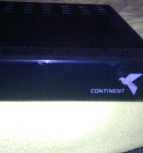 Спутниковое телевидение Континент