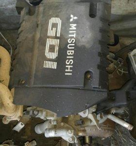 Двигатель на Mitsubishi Lancer 2003