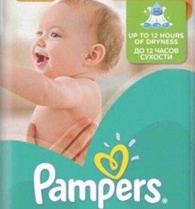 Памперсы Pampers Active baby dry 4 (120шт)