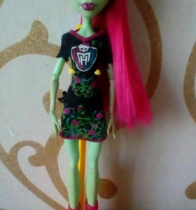 Кукла Monster ( Монстр Хай ) Венера.