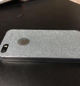 Чехол на айфон 5, 5s