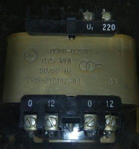Трансформатор лабораторный