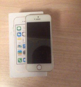 Айфон.iPhone 5s gold,16 GB