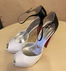 Туфли Gianmarco Lorenzi оригинал 36,5