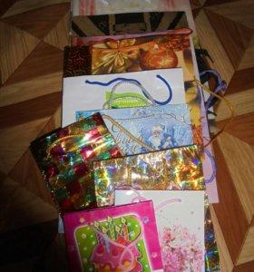 Подарочные сумочки