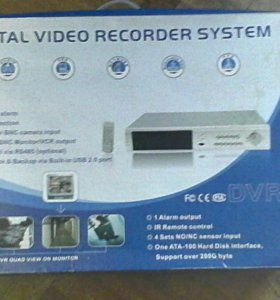 Видеорегистратор PVDR-042A + 1 камера