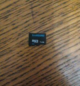 micro sd карта 1 GB