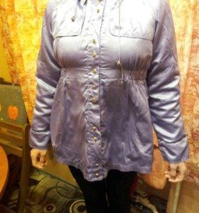 Курточка для будущей мамы